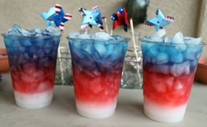 4th of July Cocktails: Patriot Punch