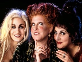 Tina Fey is Brewing a Hocus Pocus Sequel