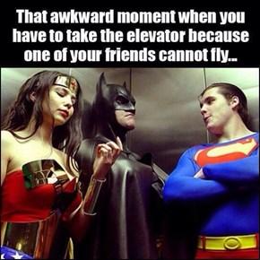 Shut Up, Clark!