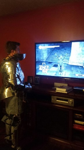 The Only Way to Play Dark Souls