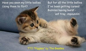 """Ballies"" (TTO ""Piggies"" by The Beatles)"