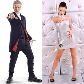 12th Doctor Got It From Posh Spice
