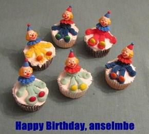 Happy Birthday, anselmbe