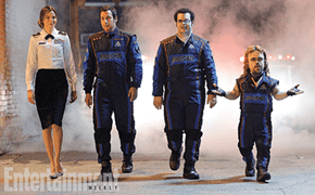 Here's the First Image From Adam Sandler's Video Game Based Movie, Pixels