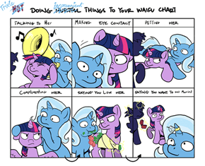 trixie is stealing your waifu
