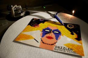 "An Electronic Artist Released Their Single ""Dazzler"" in the Best Way"
