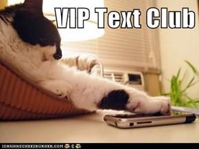 VIP Text Club