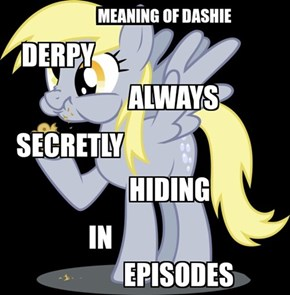 The meaning of Dashie
