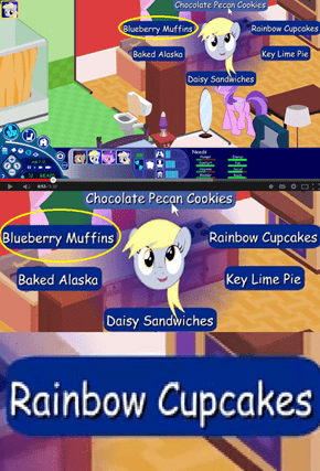 Derpy, That's not friendship...