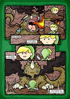 Zelda: True Courage