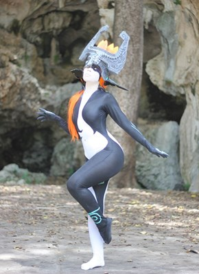 Midna Never Looked So good