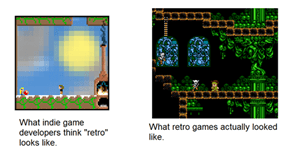 Pixel Art Nowadays