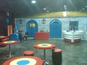 The Real Krusty Krab is Coming to Palestine