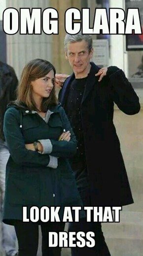 12th Doctor Still Has The Sass