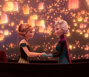 Love is Another Movie Called Tangled