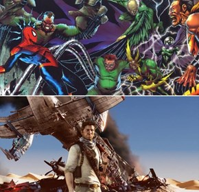 Columbia Announces Release Dates For Sinister Six, An Uncharted Movie, and Amazing Spider-Man 3 Gets Pushed Back