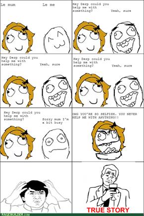Mum Logic