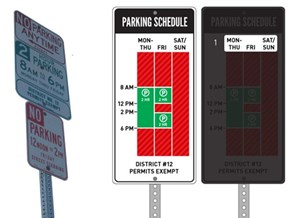 How to Make Parking Signs Legible Again