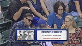 Like Most Cubs Fans, Jack White is Not Having a Good Time at This Cubs Game