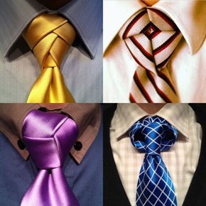 Up Your Tie Game