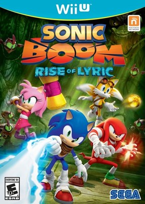 Sonic Boom Rise of Lyric and Shattered Crystal Dates Announced
