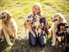 How Many Dogs is Enough for Miranda Lambert?