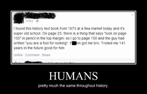 Trolling Through the Ages
