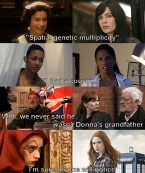 There's Only So Many British Actors