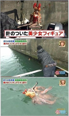 Japanese fishing