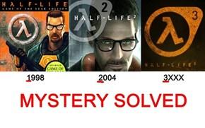 Half-Life 3 Mystery Revealed