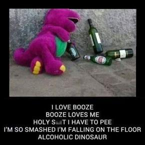 Poor Drunken Barney