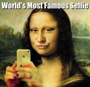 World's Most Famous Selfie