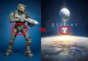 Destiny Logo Explained