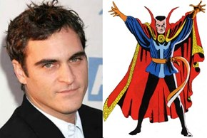 Casting Rumor of The Day: Is Joaquin Phoenix Playing Doctor Strange?