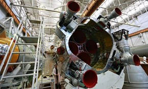 Russia Loses Track of Rocket Full of Geckos