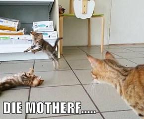 DIE MOTHERF.....