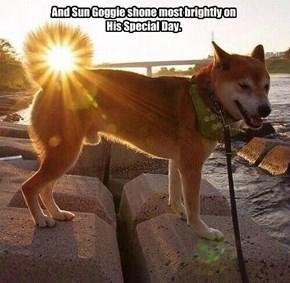 Habs a gud Sungoggie!