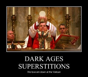 DARK AGES SUPERSTITIONS