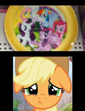 Applejack is best background pony.