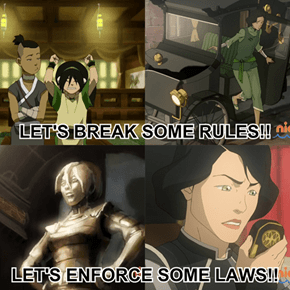 REFRAMED: Did Toph's Personality Split Up?