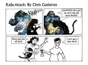 Catju Attack