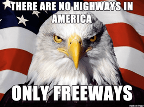 Highways Are Starting to Pop Up in Washington and Colorado Though