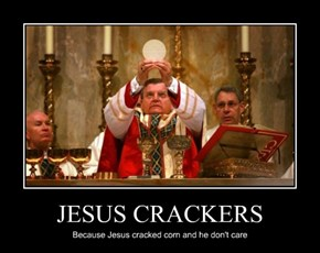JESUS CRACKERS