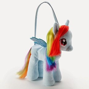 Now you can carry your pony everywhere.