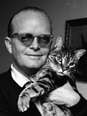 Truman Capote & a Cat with No Name