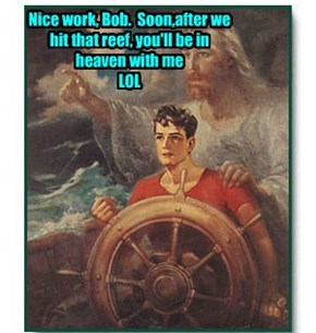 Nice work, Bob. LOL...