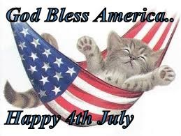God Bless America..  Happy 4th July