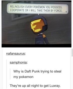 Team Daft Punk
