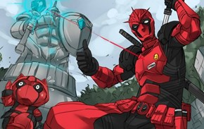 League of Deadpool