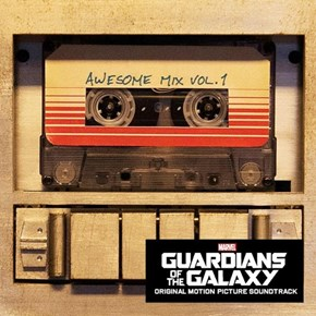 Guardians of the Galaxy Soundtrack Is Stuck in The 1970's